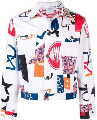 Calvin Klein Jeans Est. 1978 Modernist jacket