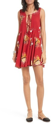 Women's Free People Lovely Day Tunic $98 thestylecure.com