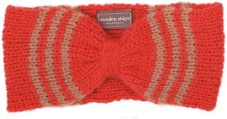 Wooden Ships Jackson Hand-Knit Headscarf