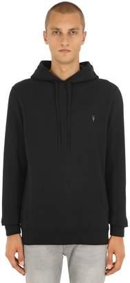 AllSaints Raven Ramskull Sweatshirt Hoodie