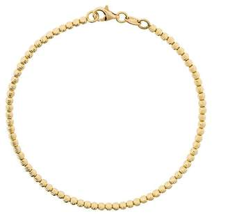 Carolina Bucci 18kt yellow gold Disco Balll bracelet