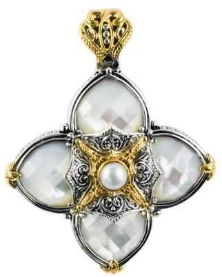 Konstantino Cross Pendant