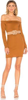 About Us Baylee Off Shoulder Dress