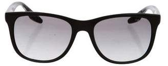 Prada Sport Gradient Square Sunglasses