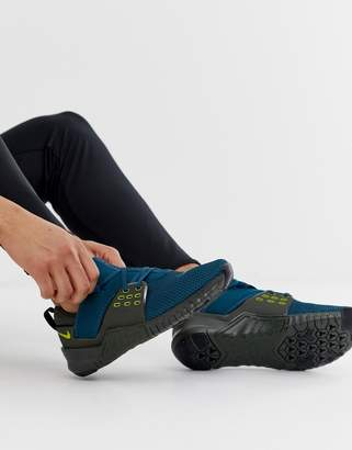 Nike Training Free Metcon 2 sneakers in blue