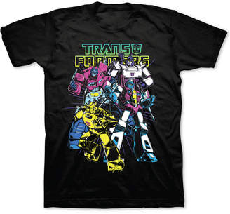Freeze 24-7 Transformers Men Graphic T-Shirt