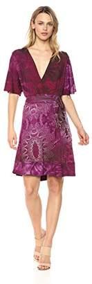 Desigual Women's Constancio Short Sleeve Dress