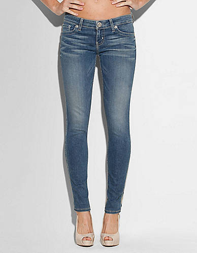 GUESS Resoblue Power Skinny Jeans