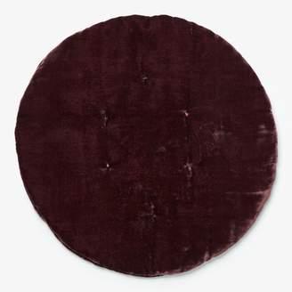 Mulberry abcDNA Luminous Round Cushion