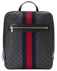 Gucci GG Supreme Web Backpack