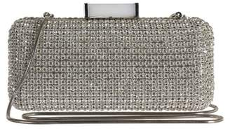 Badgley Mischka Cusp Embellished Clutch