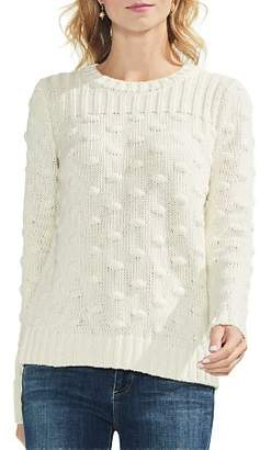 Vince Camuto Popcorn Knit Sweater