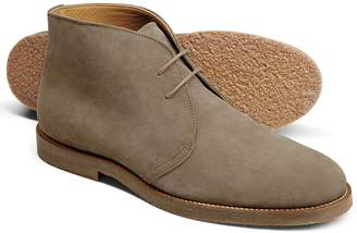 Stone Suede Desert Boot Size 10 R
