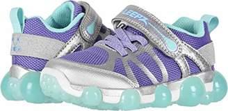 Stride Rite Girls' Leepz 3.0 Lighted Sneaker