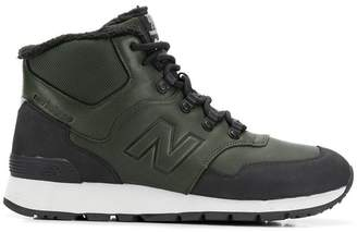 New Balance Trail hi-top sneakers