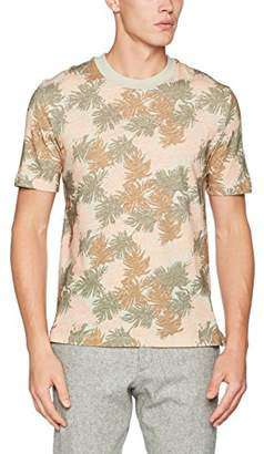 Whyred Men's Adham Heavy Print T-Shirt,X-Large