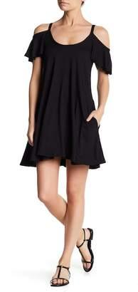 Robin Piccone Calista Cold Shoulder Dress