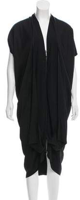 Zero Maria Cornejo High-Low Kaftan Dress