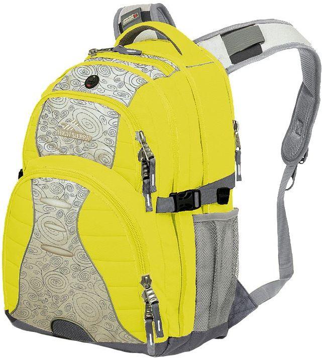 High sierra® swerve scroll backpack