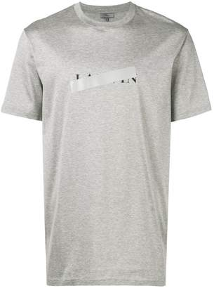 Lanvin covered logo T-shirt