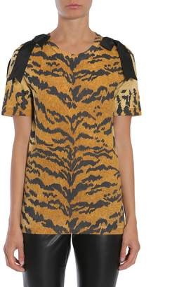 DSQUARED2 Leopard Printed T-shirt