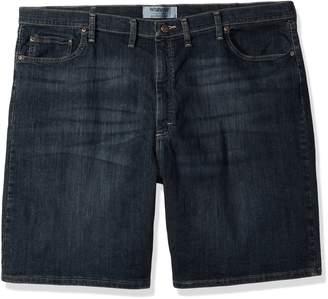Wrangler Authentics Men's Big and Tall Authentics Classic Five-Pocket Jean Short