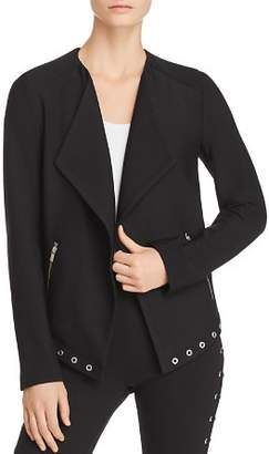 Lysse Blair Grommet-Trim Jacket