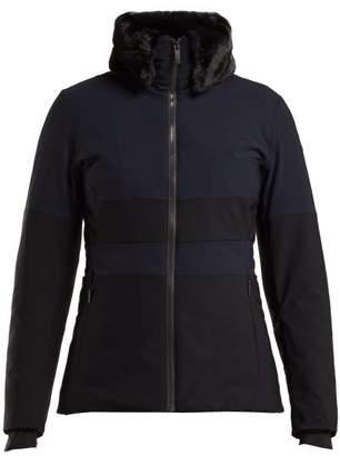 Fusalp - Levanne Padded Ski Jacket - Womens - Navy Multi