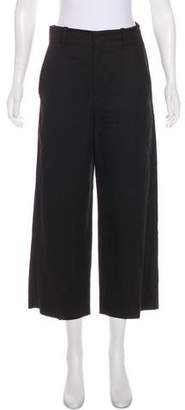 Vince High-Rise Wide-Leg Pants