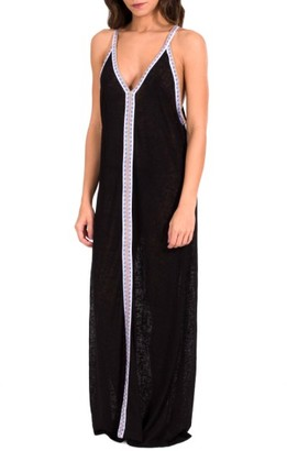 Women's Pitusa Cover-Up Maxi Dress $96 thestylecure.com