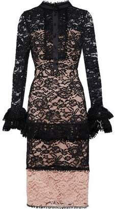 Alexis Beverly Corded Lace Dress