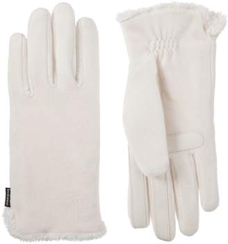 Isotoner Women's SmartDRI Fleece Gloves