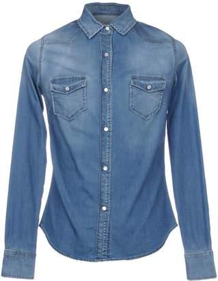 Roy Rogers ROŸ ROGER'S Denim shirts - Item 42675383MH