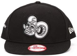 Kokon To Zai 9FIFTY skull patch snapback