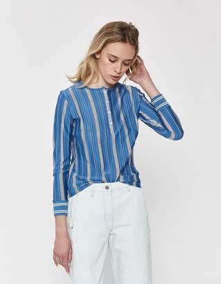 A.P.C. Merioul Striped Shirt