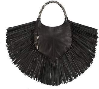Barbara Bonner Tribal Fringe Bag