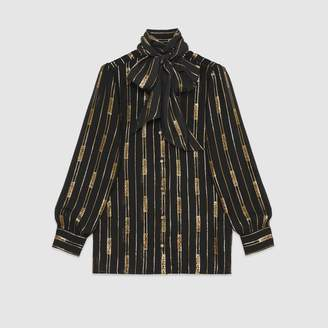 Gucci Dapper Dan shirt