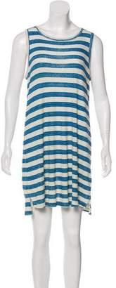 Current/Elliott Stripe Knit Dress