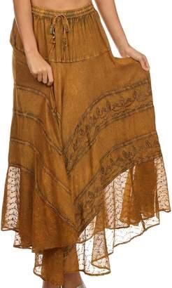 Sakkas 13222 Ivy Maiden Boho Skirt