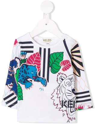 Kenzo jungle top
