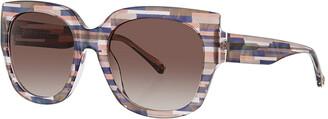 Trina Turk Women's Ishia 56Mm Sunglasses