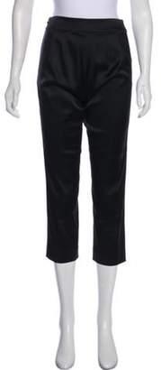 St. John Emma Cropped Pants Black Emma Cropped Pants