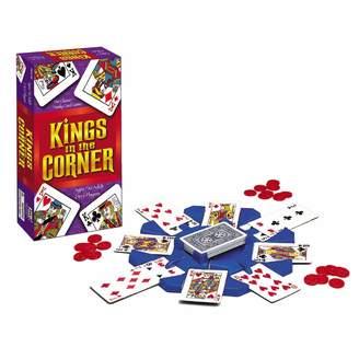 Jax Kohl's Kings in the Corner Game by Ltd.