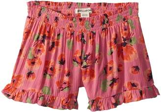 Billabong Kids Wild Wave Shorts Girl's Shorts