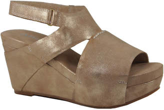 Antelope 932 Leather Wedge Sandal