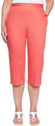 Alfred Dunner Parrot Cay Capris