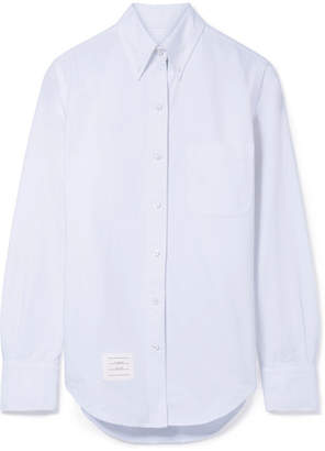 Particular Clearance Popular Light pink Oxford shirt Thom Browne Real Online Dj6EsdMDu1