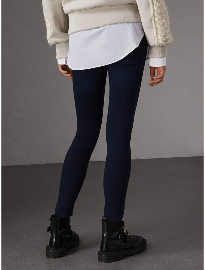 Burberry Skinny Fit Power-Stretch Jeans