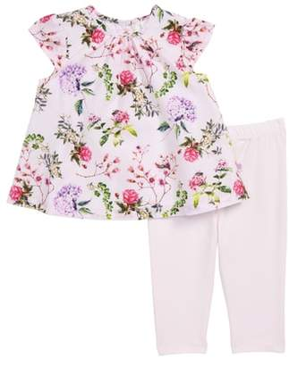 Offspring Blooms Tunic & Leggings Set