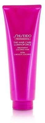 Shiseido NEW The Hair Care Luminoforce Treatment (Colored Hair) 250g Mens Hair